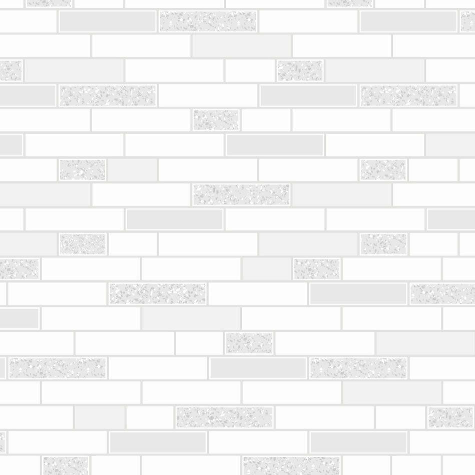 Holden decor oblong granite silver kitchen bathroom for Silver kitchen wallpaper