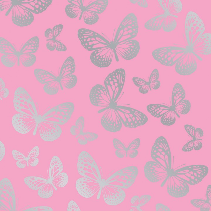 Butterfly WP-pink