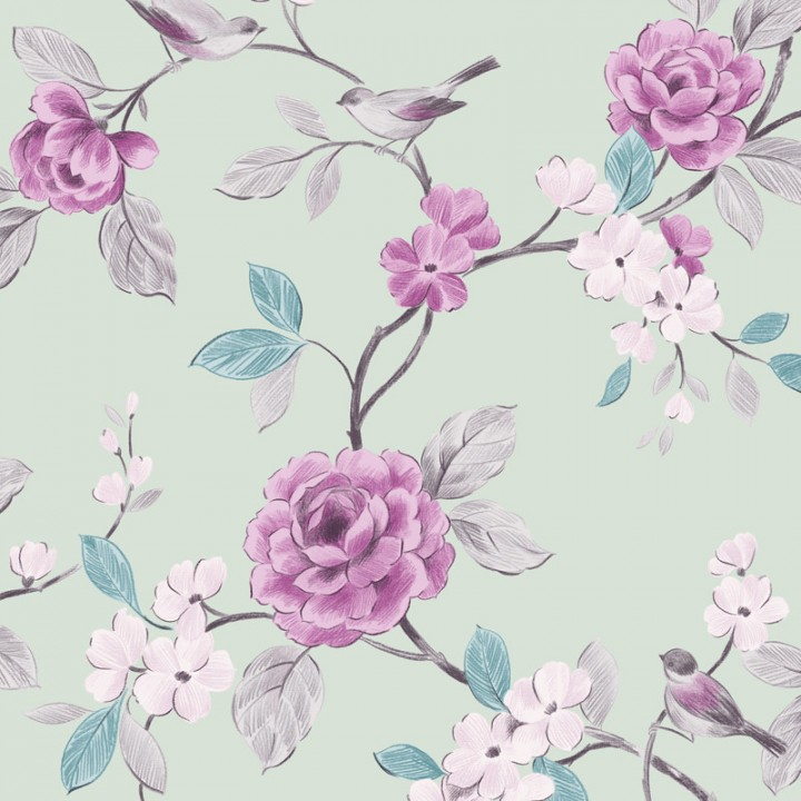 arthouse_lara_mint_wallpaper_414500