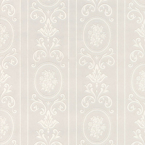 Super Fresco Paintable Blown Vinyl Wallpaper  14011 U2013 Cameo Stripe