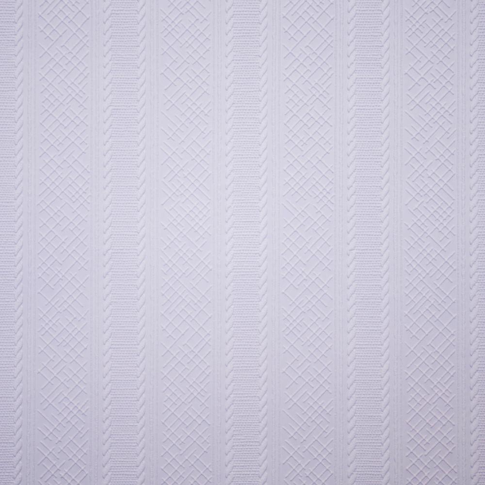 Super Fresco Paintable Blown Vinyl Wallpaper 15010 Modern Stripe