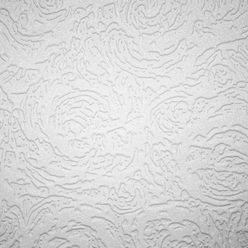 Merveilleux ... Paintable Blown Vinyl Wallpaper  321  Swirl. ; 