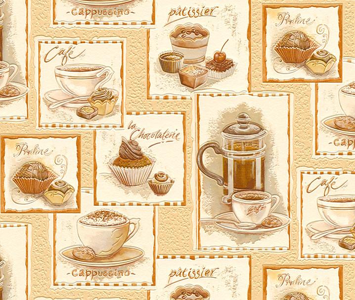 Kitchen Wallpaper Coffee: 823905
