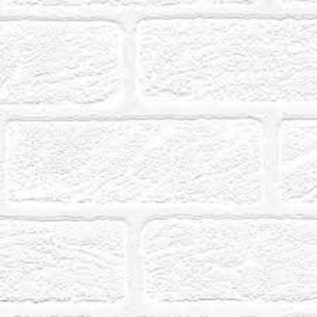 Super Fresco Paintable Blown Vinyl Wallpaper  93744  Brick