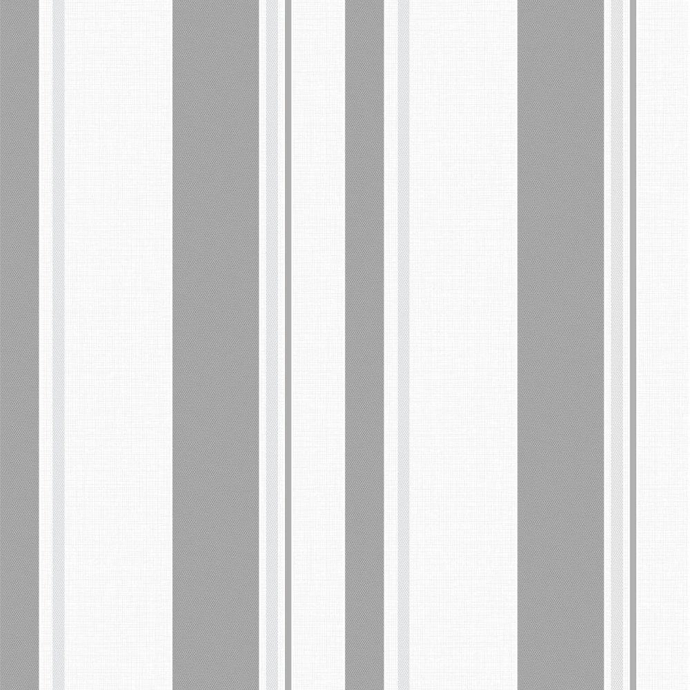 rasch sienna stripe textured wallpaper 304909 grey