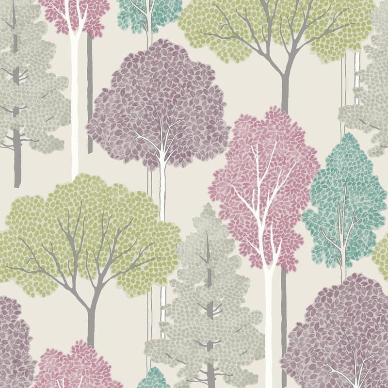 pink glitter wallpaper homebase