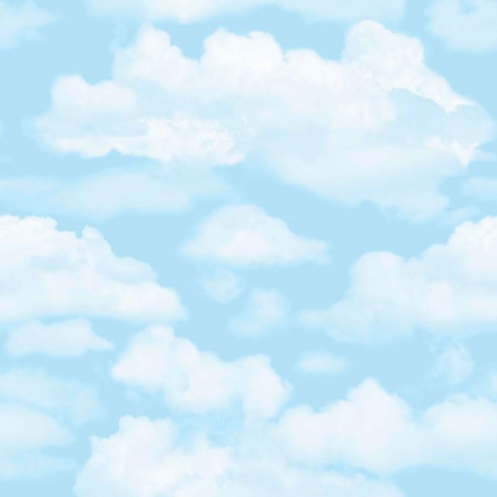 Graham Amp Brown Fresco Cloud 9 Wallpaper 51 058 Blue