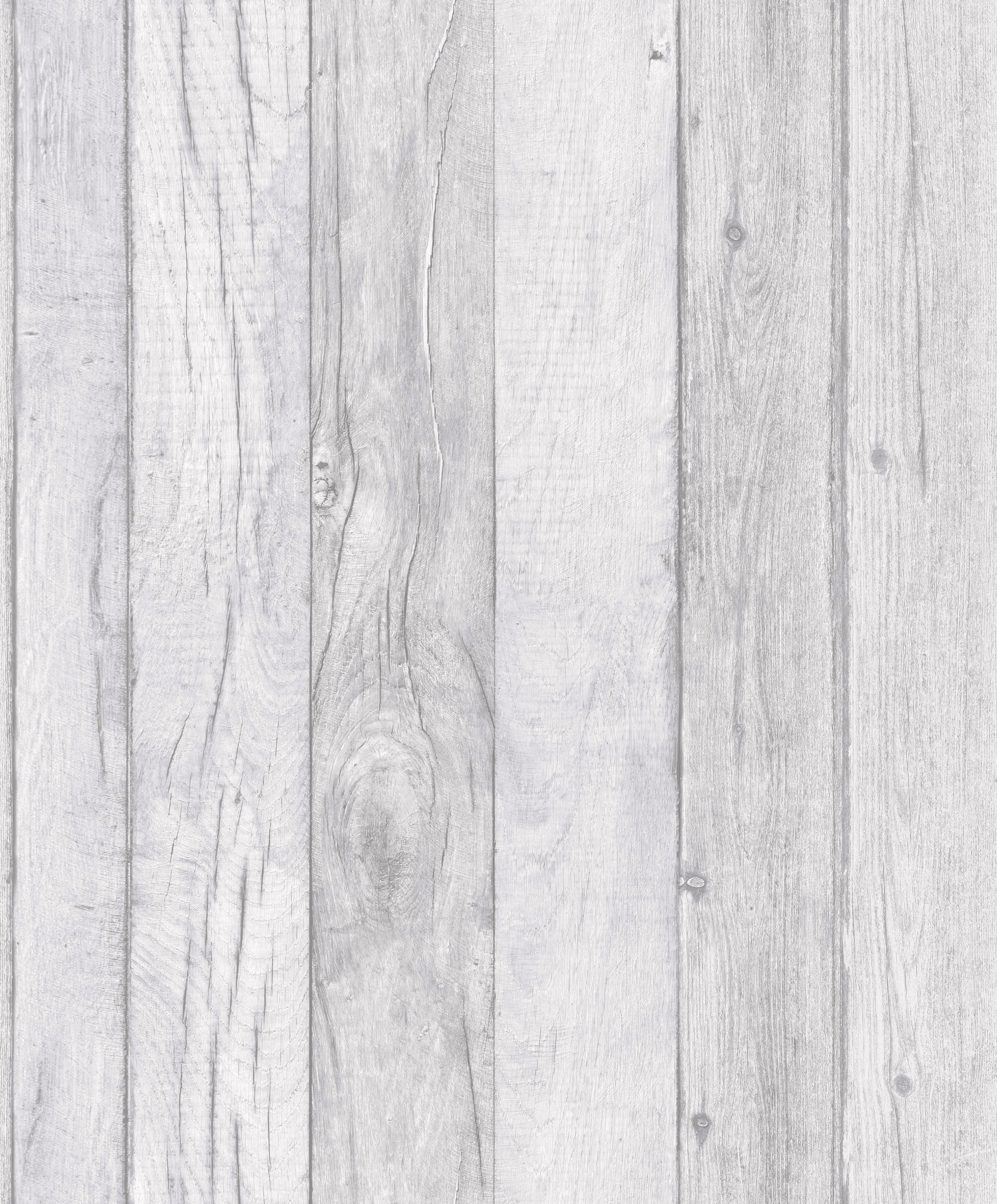 Grandeco Ideco Home Wood Wallpaper A17402 Grey