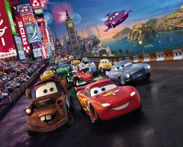 4-401 - Cars Race
