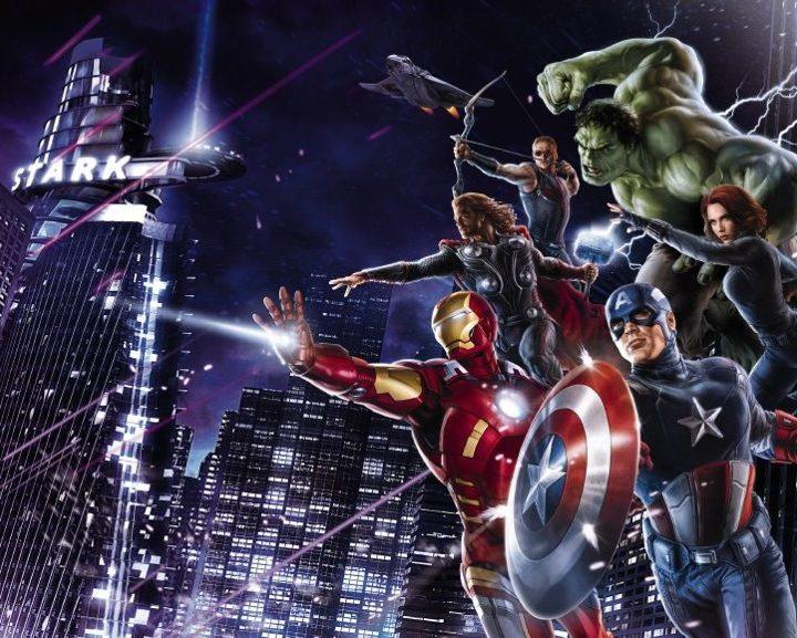 4-434 - Avengers Citynight