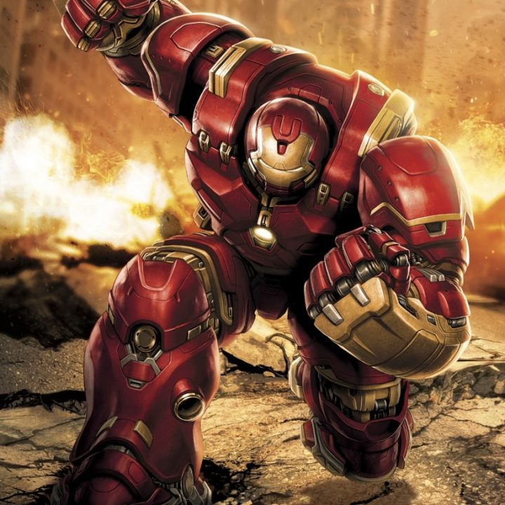 4-457 - Avengers Hulk Buster