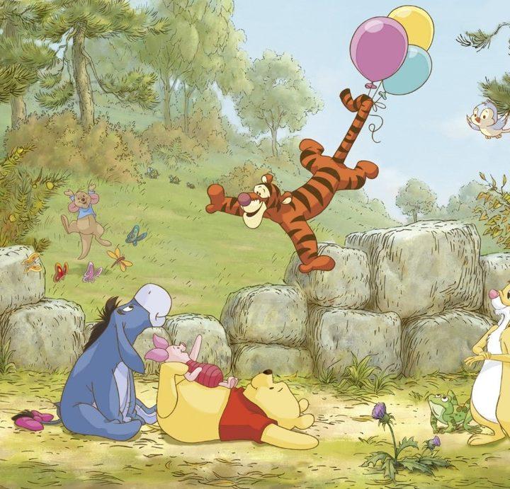 8-460 - Winnie Ballooning