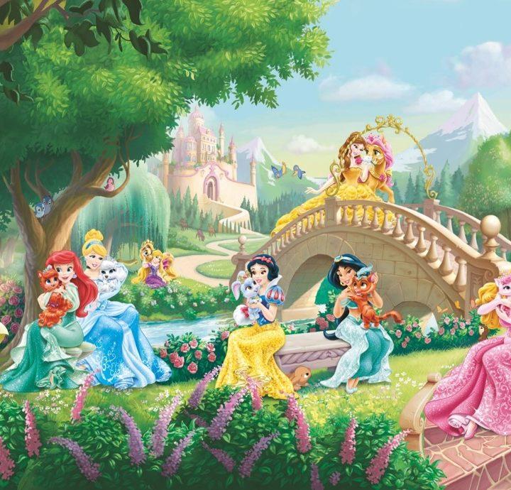 8-478 - Disney Princess Palace Pets