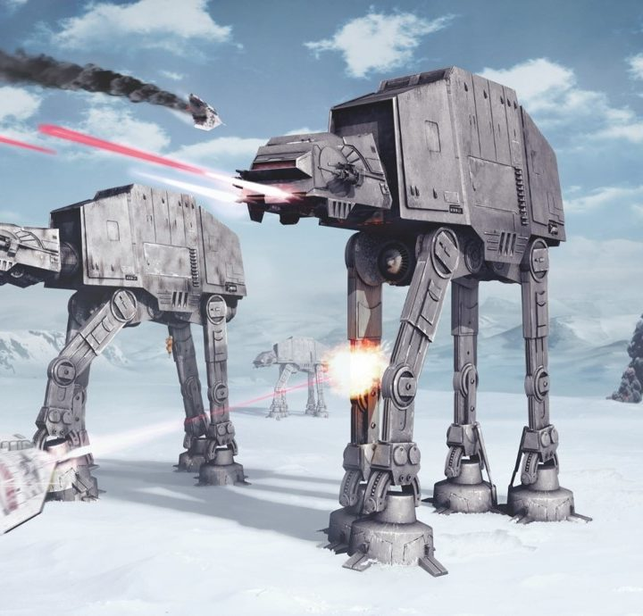 8-481 - Star Wars Battle Of Hoth