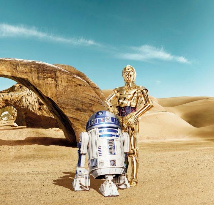 8-484 - Star Wars Lost Droids