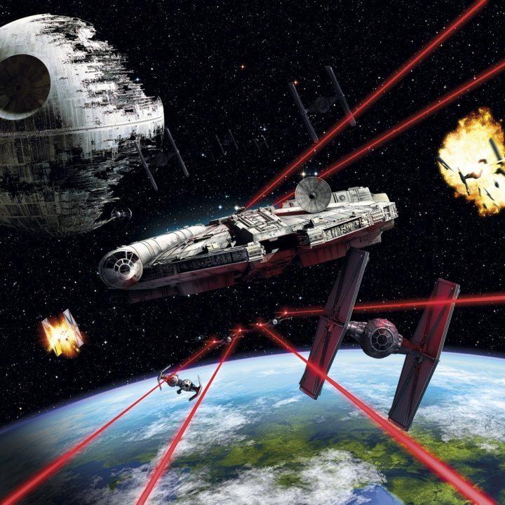 8-489 - Star Wars Millennium Falcon