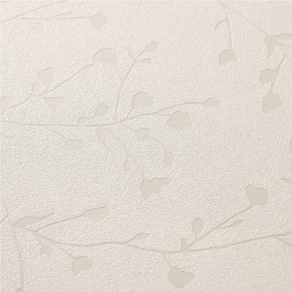 Graham Brown Silhouette Vinyl Wallpaper 15314 White