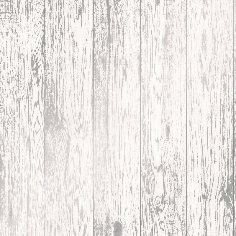 Fine decor loft wood wallpaper fd41957 white cut for Wooden wallpaper price