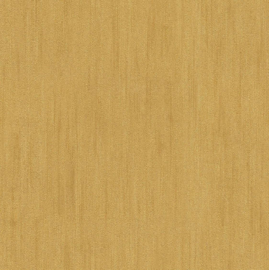 Fine decor milano 7 plain vinyl wallpaper m95593 gold for Vinyl wallpaper