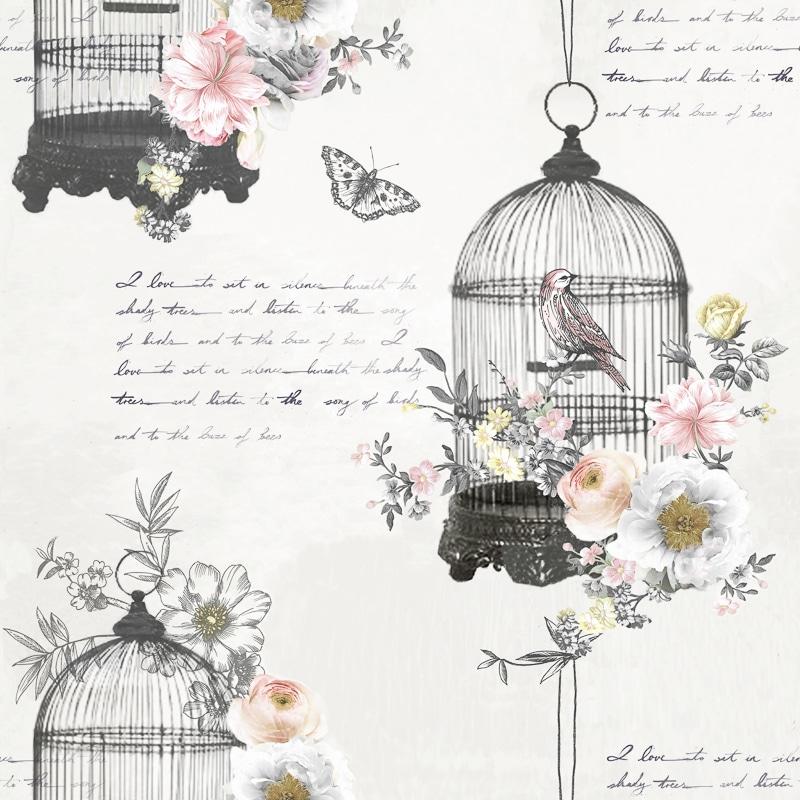 arthouse diamond birdcage