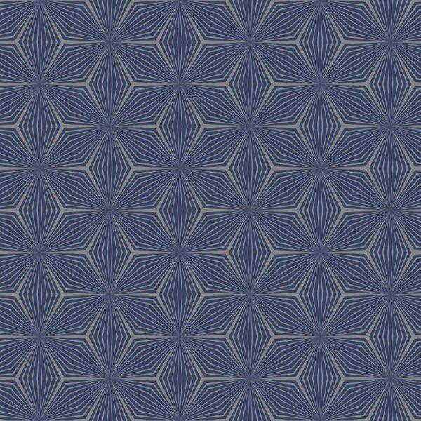 Holden Decor Statement Sparkle Star Wallpaper 12617 Blue Silver