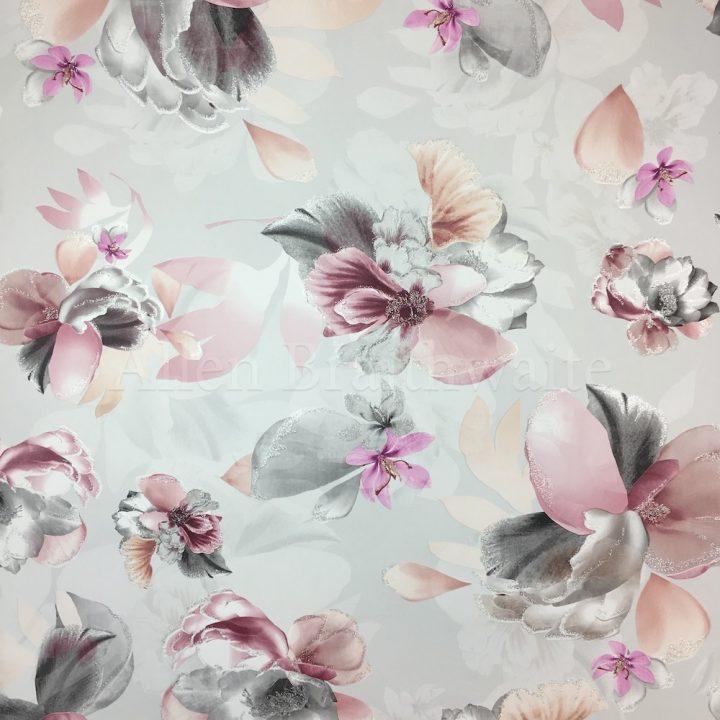 Lipsy London Soft Petals Wallpaper 144020 Pink