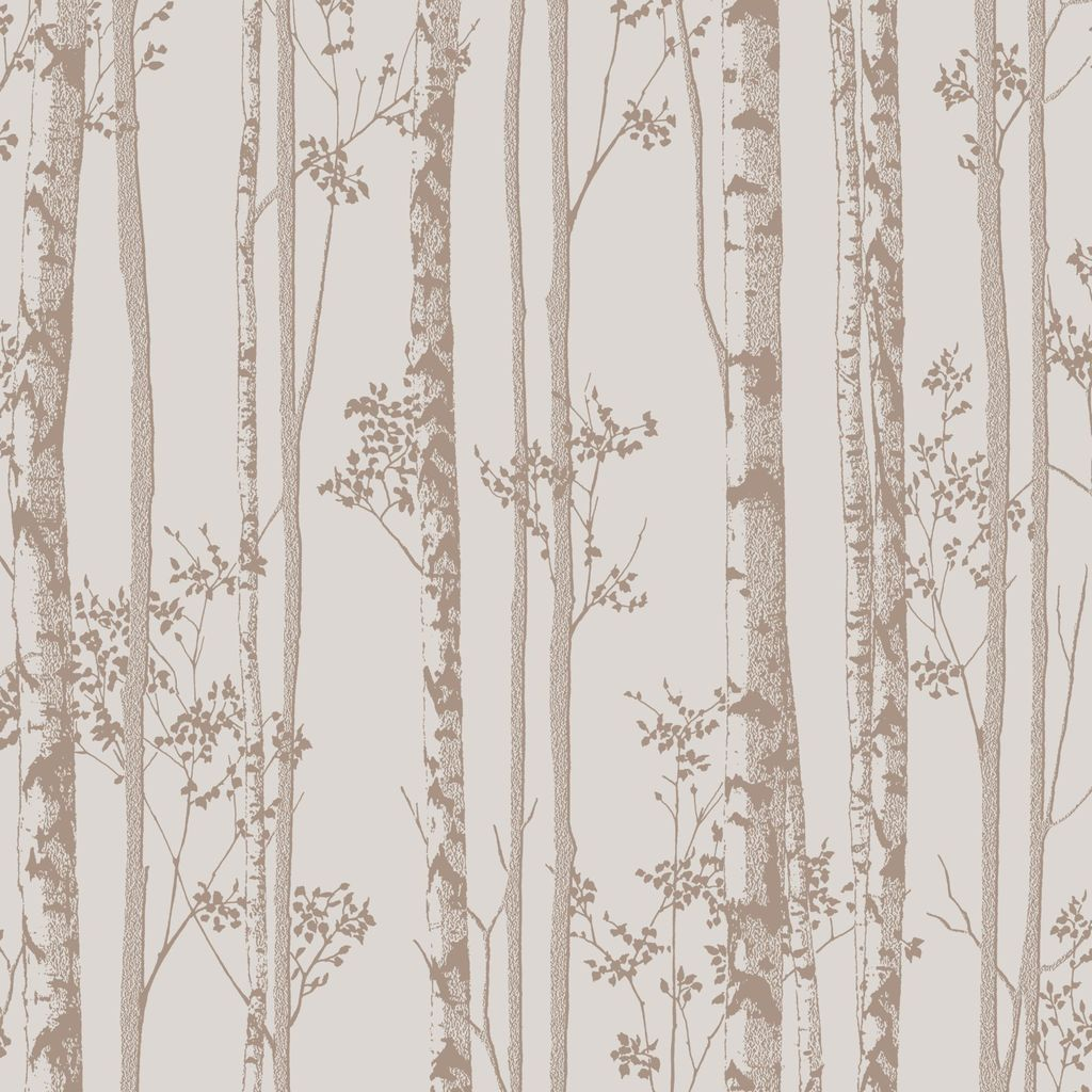 Graham Amp Brown Linden Wallpaper 100523 Pebble Rose Gold