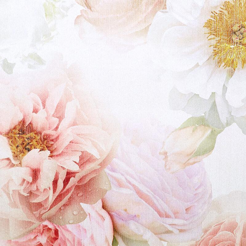 Arthouse Imagine Diamond Bloom Vinyl Wallpaper 257000 Blush