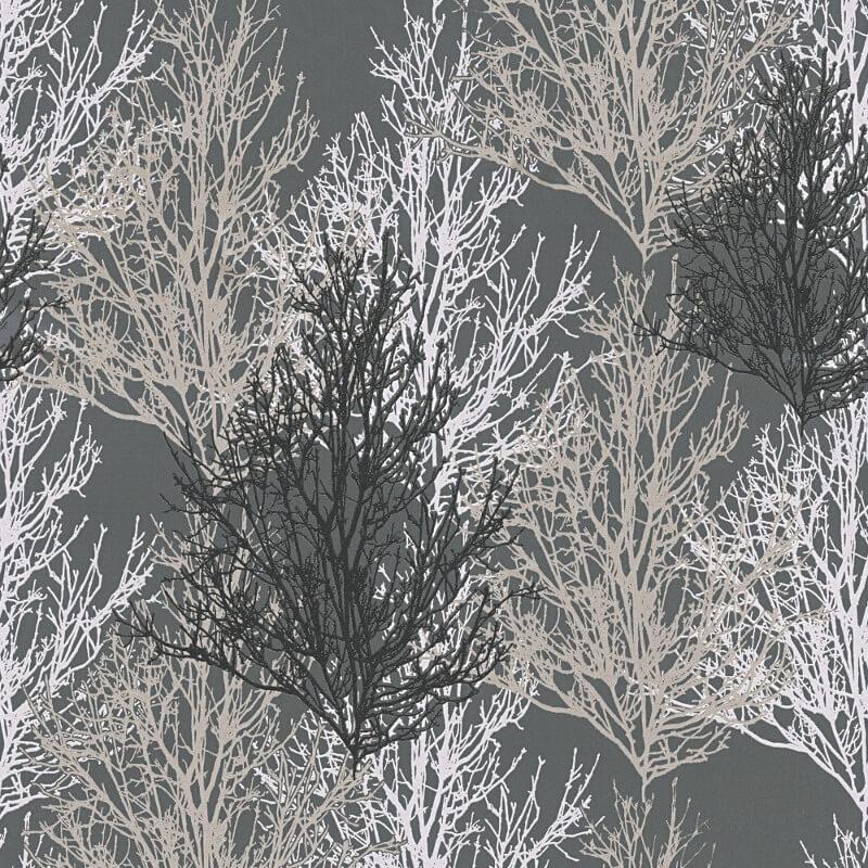 As Creation Omega Tree Wallpaper 34819 4 Black