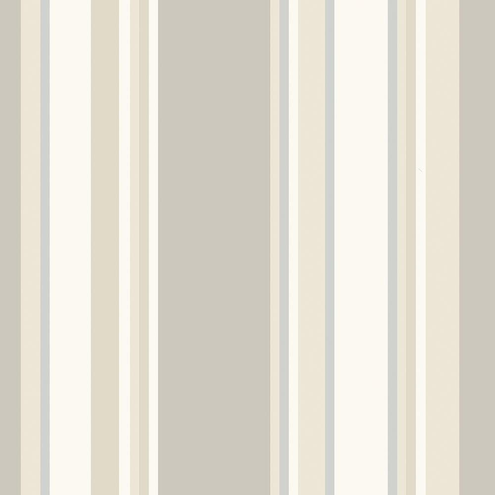 Arthouse VIP Orla Stripe Wallpaper 691001 Neutral