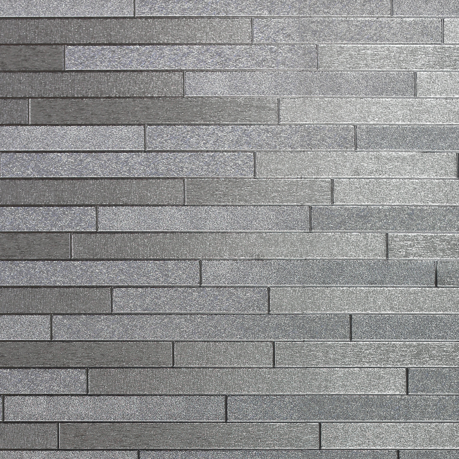 Arthouse Foil Slate Vinyl Wallpaper 294600 Silver