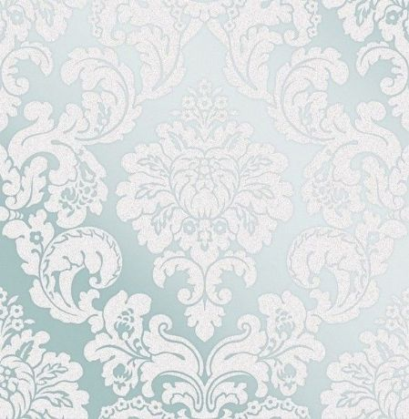 Fine Decor Monaco Damask Wallpaper - FD42256 -Teal
