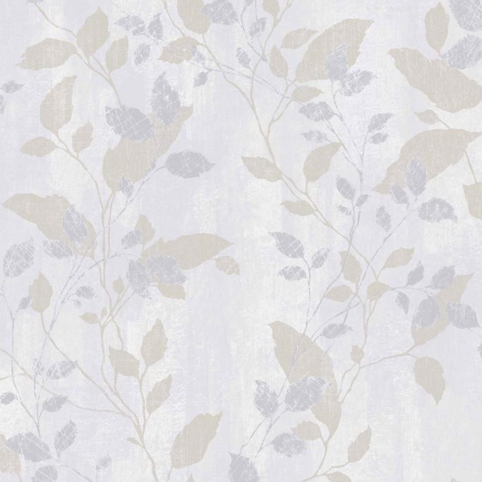 graham and brown boutique vermeil metallic floral grey. Black Bedroom Furniture Sets. Home Design Ideas