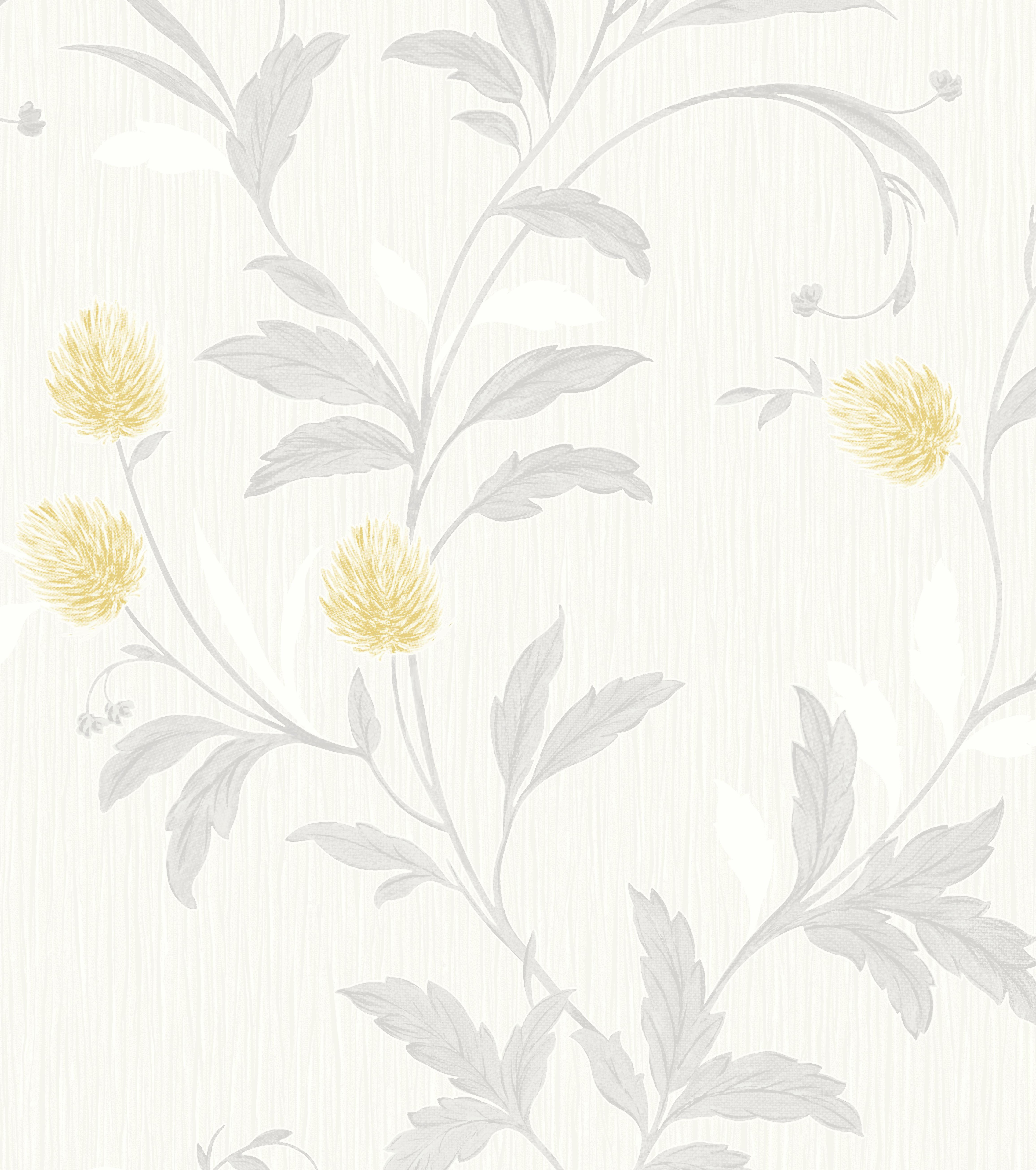 Grandeco Ideco Home Clover Textured Wallpaper -A33801