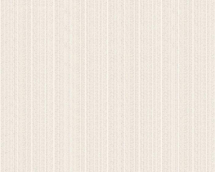 As Creation Belle Epoque Stripe Textured Wallpaper 3404 12 Ivory