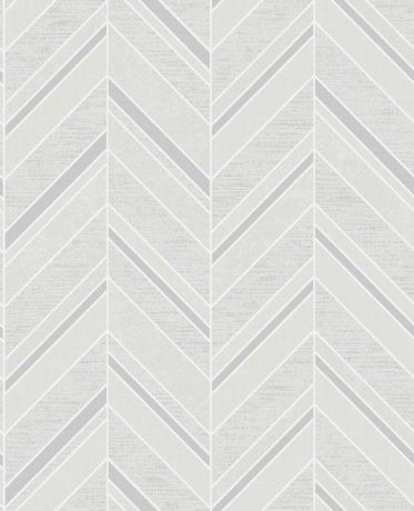 Fine Decor Ceramica Glitter Chevron Wallpaper FD42415 Off White
