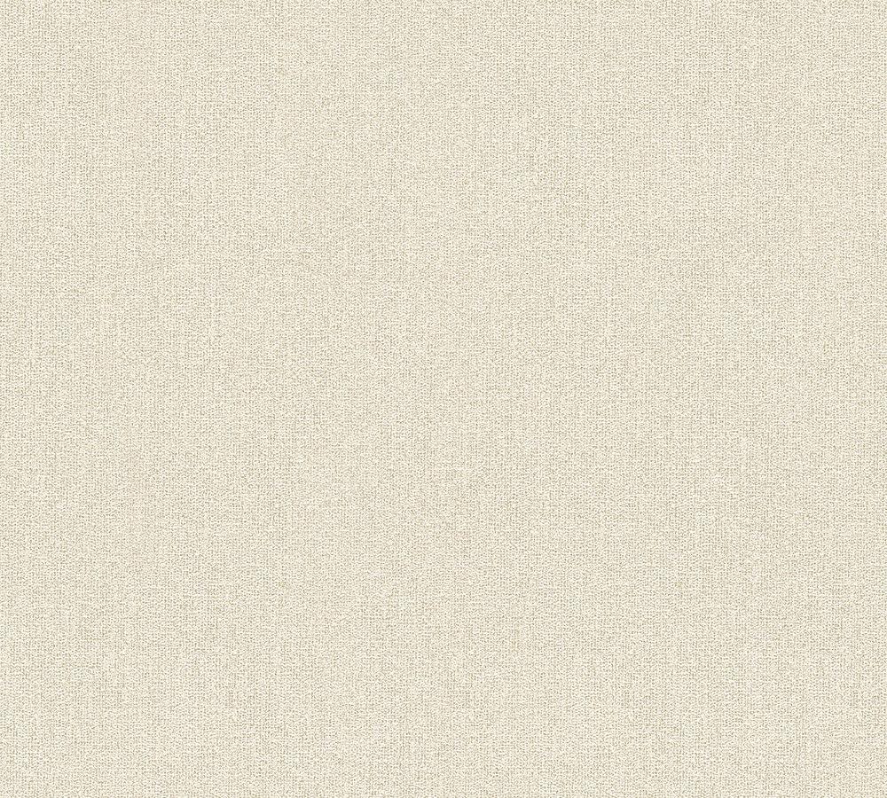 As Creation Jewel Shimmer Plain Wallpaper 36877 4 Cream